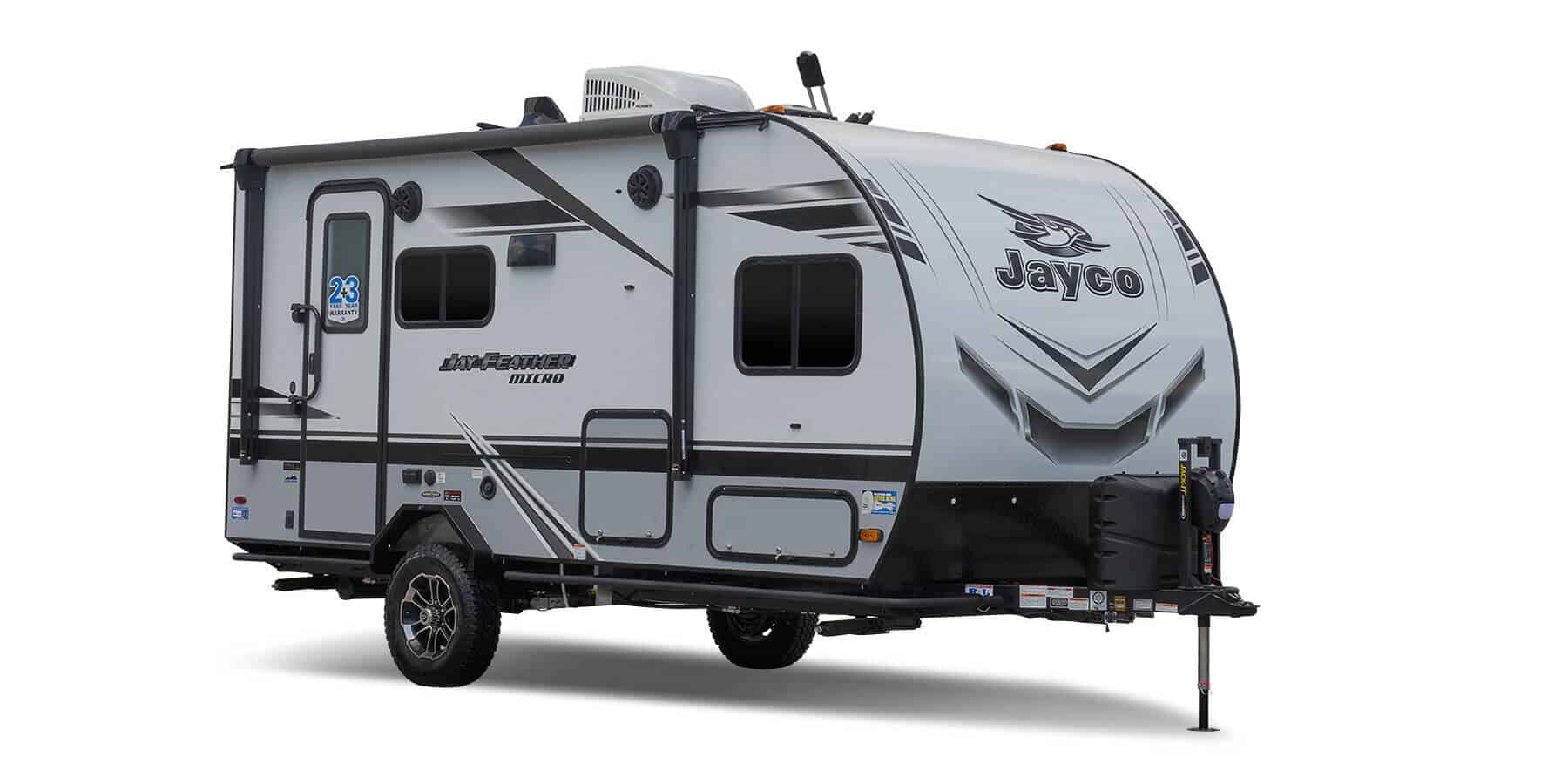 Jay Feather Micro Trailer