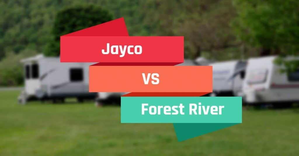Jayco vs Forest River