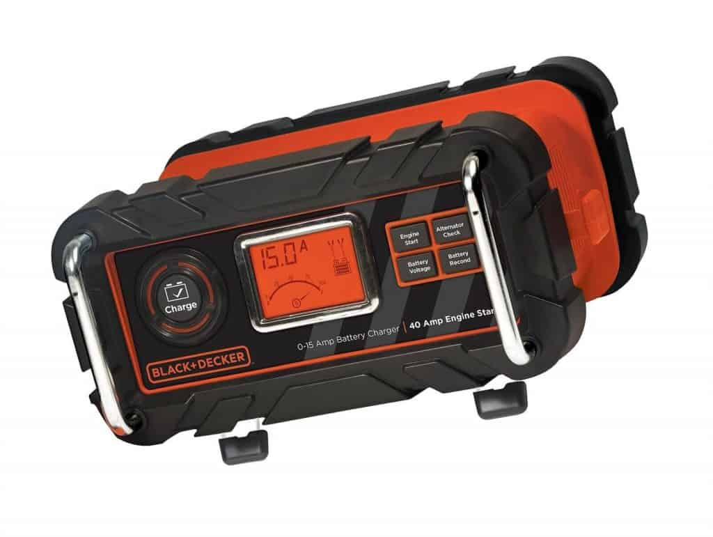 BLACK & DECKER BC15BD Bench Battery Charger/Maintainer