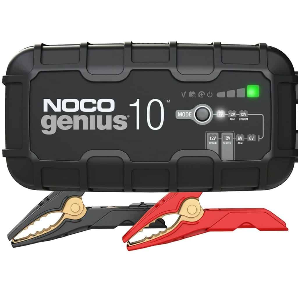NOCO GENIUS10 Fully-Automatic Smart Charger