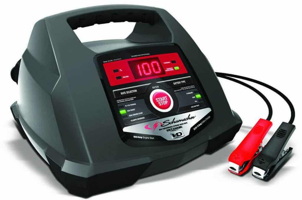 Schumacher SC1281 Smart Battery Charger