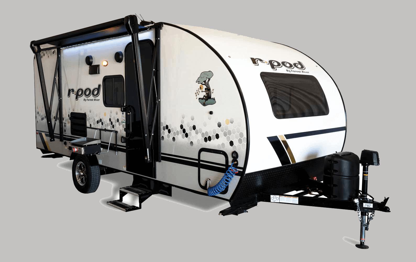R-Pod Travel Trailer