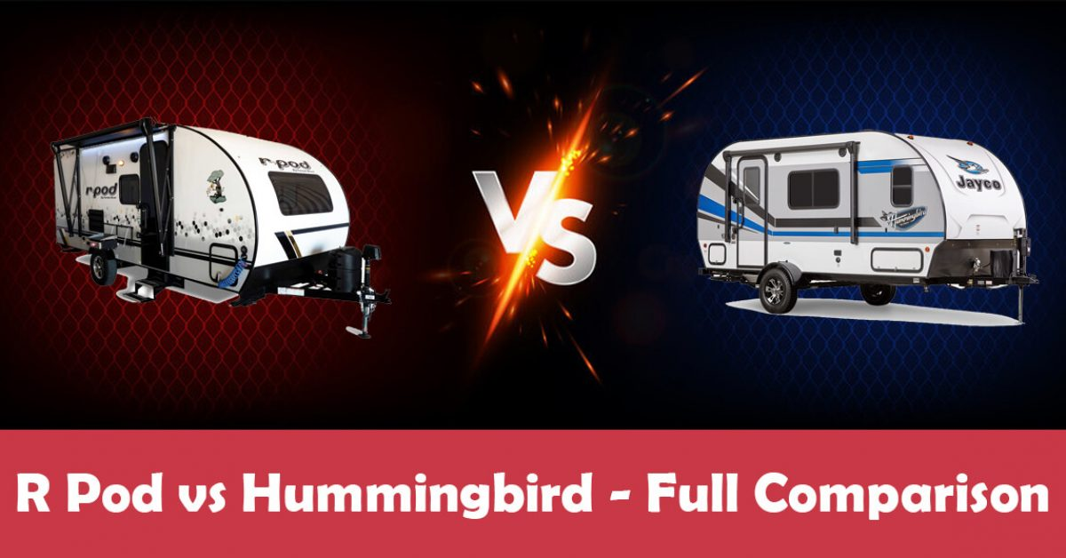 R Pod vs Hummingbird: Read This Before Making a Decision