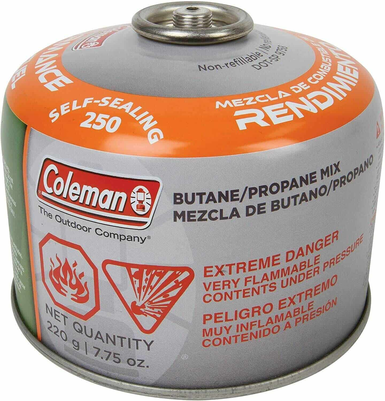 Coleman Butane, Propane Mix Fuel