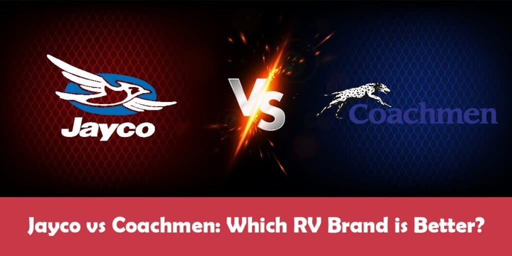 Jayco vs Coachmen