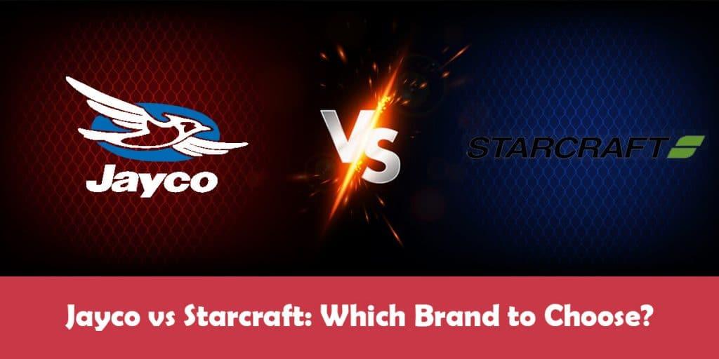 Jayco vs Starcraft