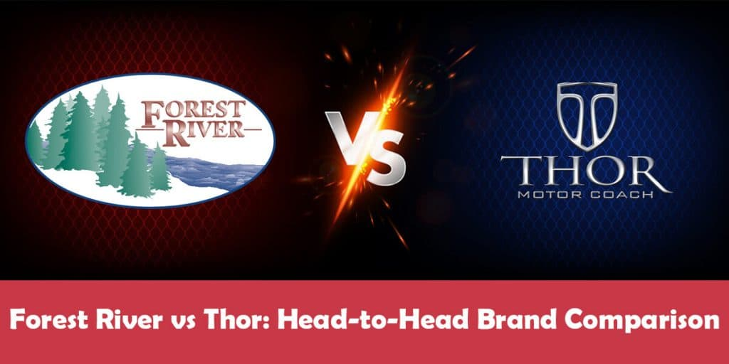 Forest River vs Thor