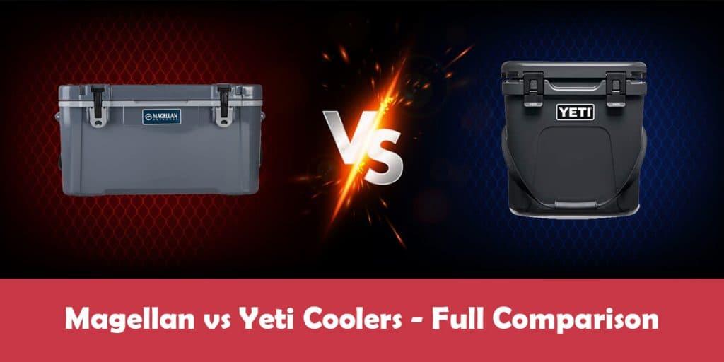Magellan Coolers vs Yeti